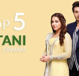 top 5 pak drama