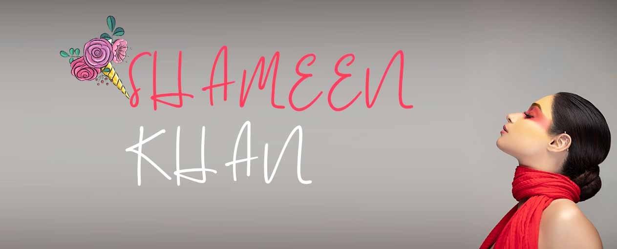 Banner-Shameen Khan
