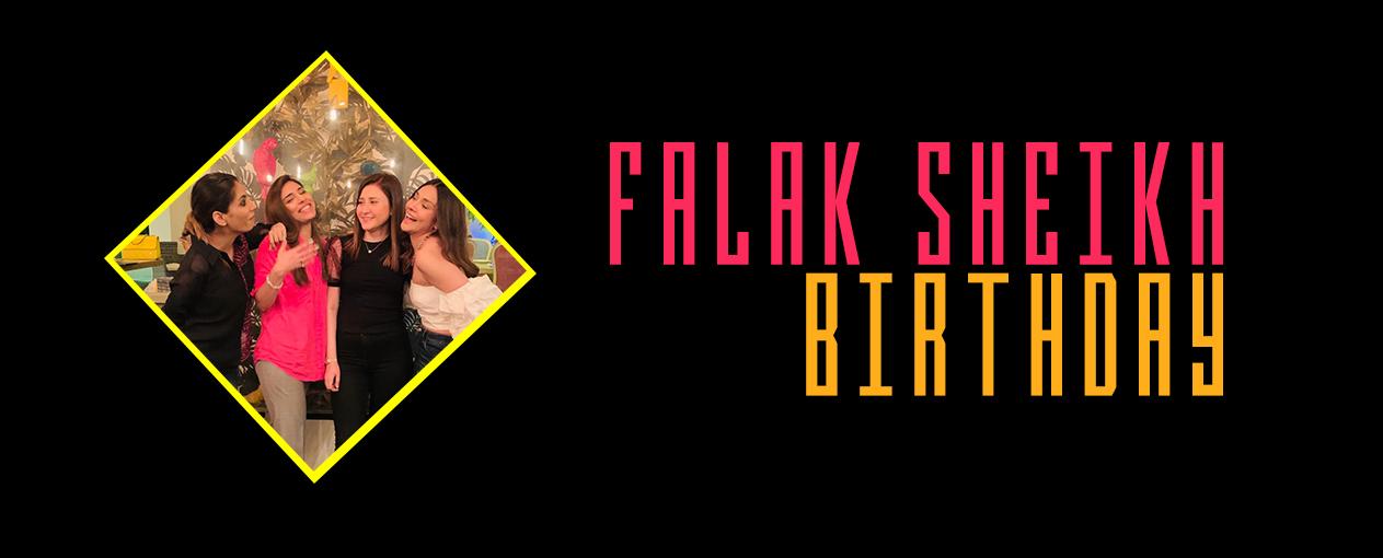 Falak Sheikh