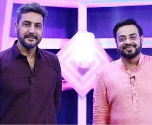 04 Aamir Liaquat Comment on Adnan Siddiqui