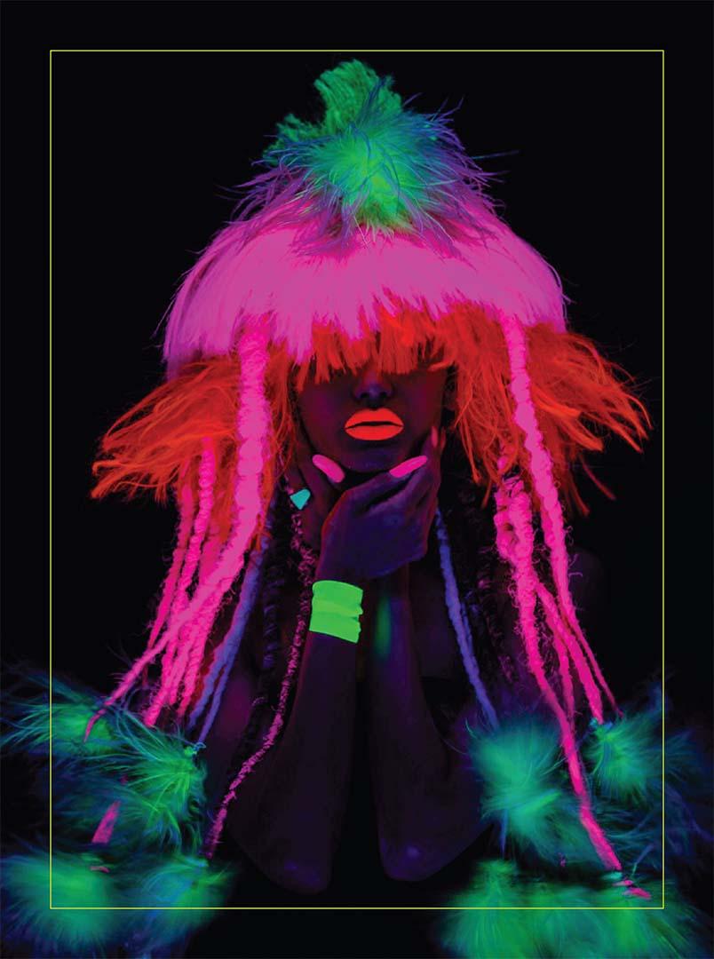 02 Neon Photo Shoot N-e 12.20_Fashion_Collection