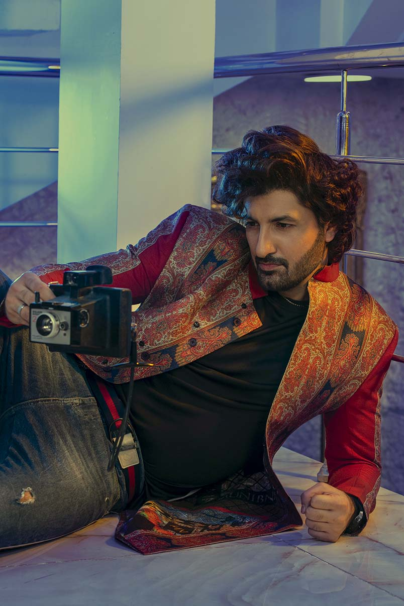 Syed_Jibran Interview with_Fashion_Collection_2021