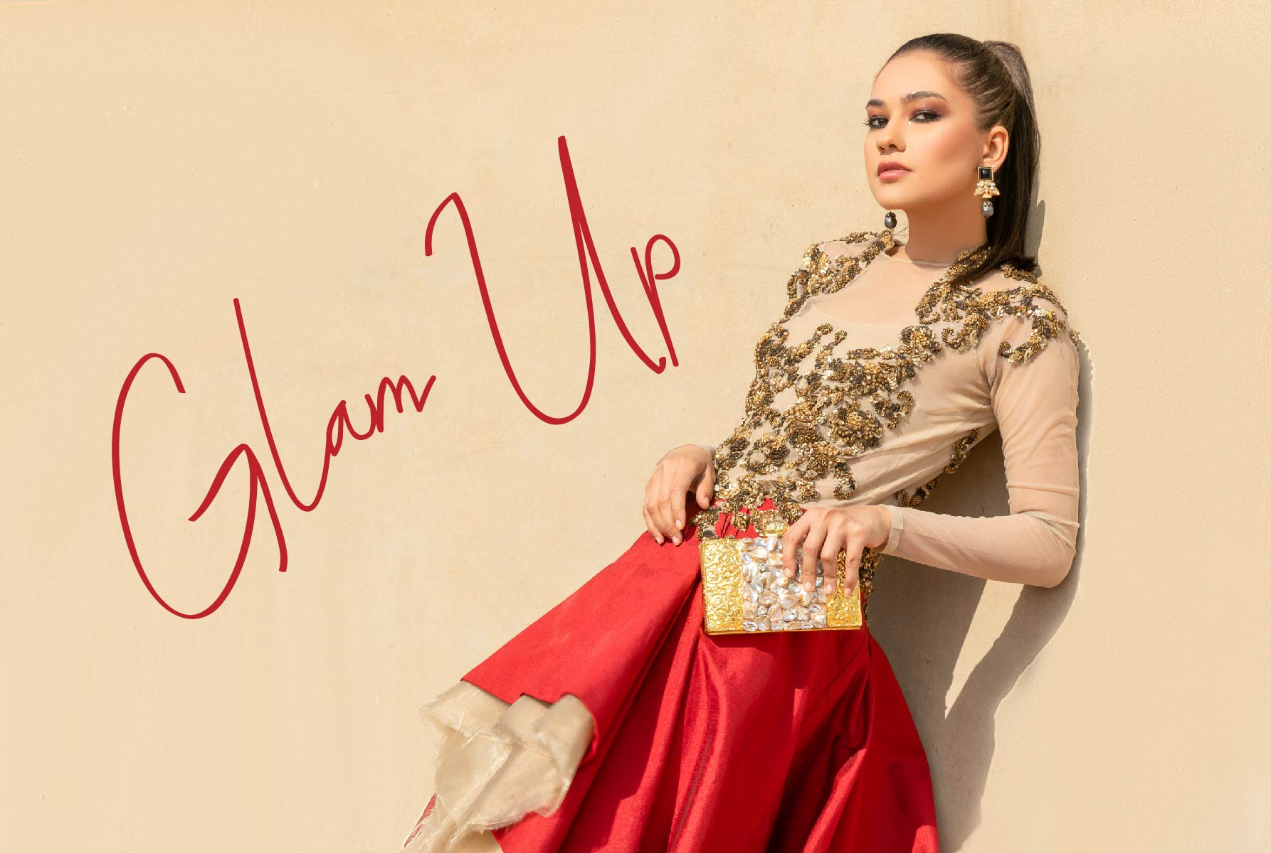 Areeba Tariq Fashion_Collection_Glam_Up