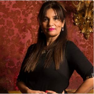 Pakistan's top fashion mogul Frieha_Altaf 5