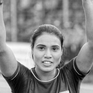 South Asia's fastest woman Naseem Hameed