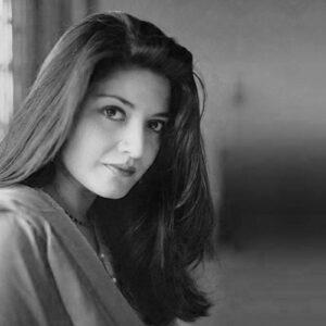 Pakistani pop singer Nazia Hassan