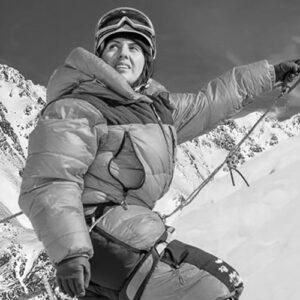 first Pakistani woman to climb Mount Everest Samina Khayal Baig