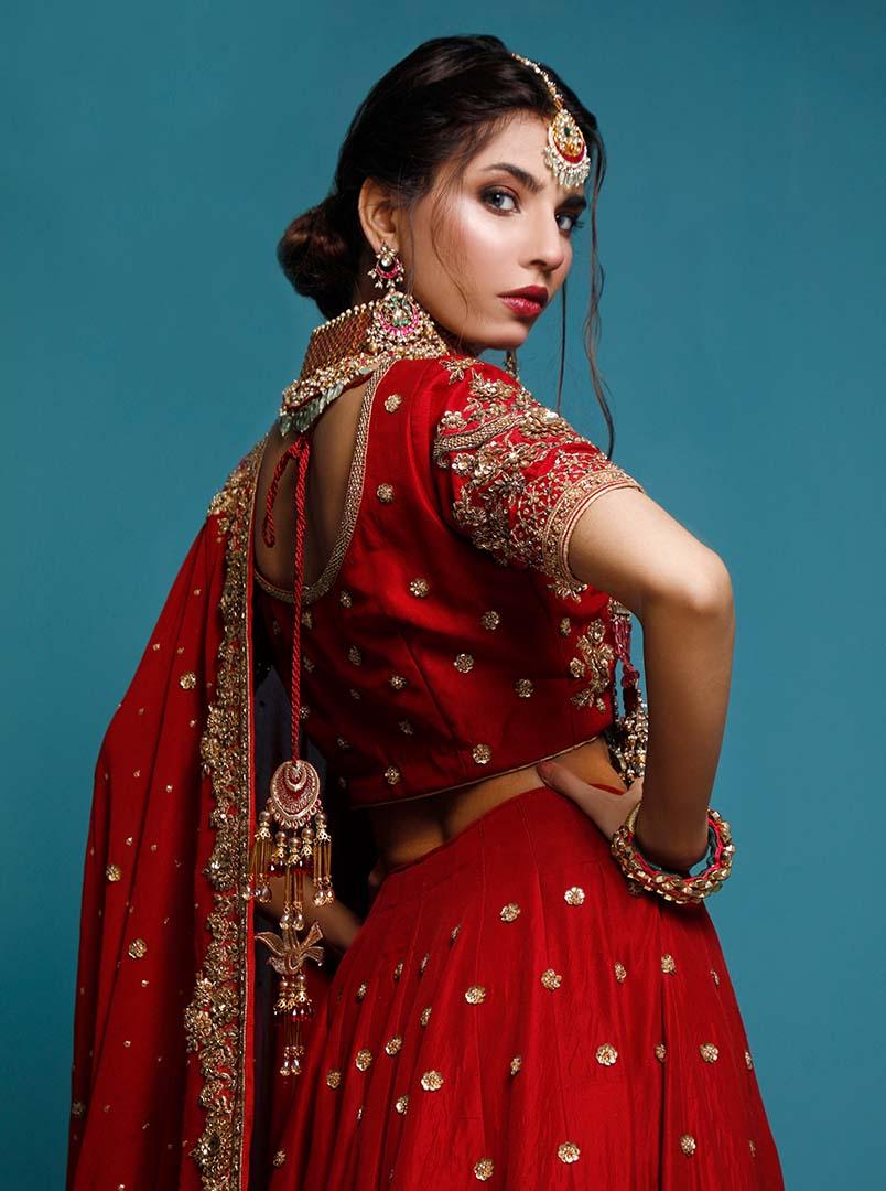 Model Sawaira Sheikh Shoot for Fashion Collection