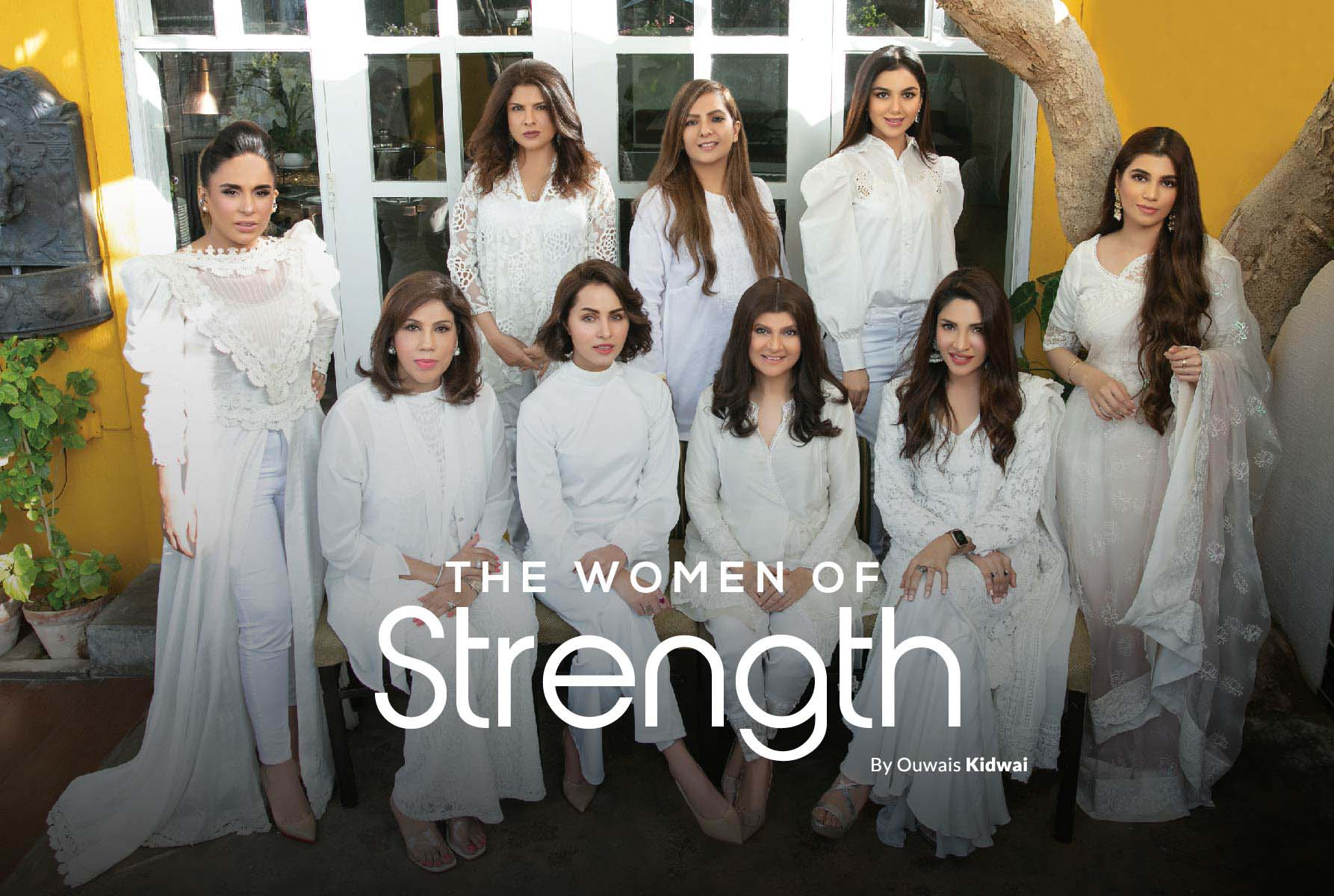 The Women of Strength