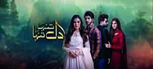 Top Pakistani Drama Dil Tanha Tanha