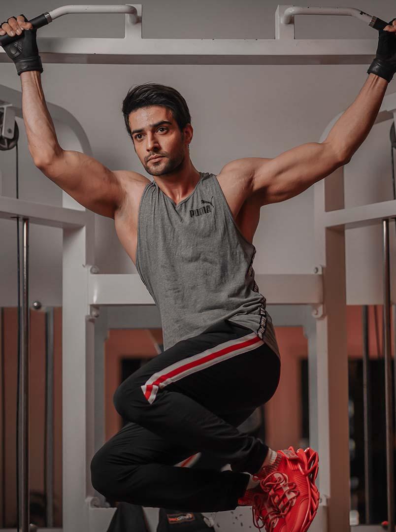 4-Break a sweat with Danial Afzal Khan
