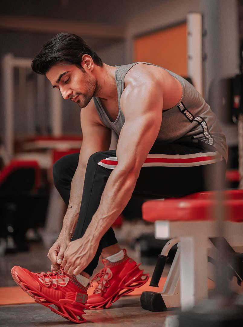 3-Break a sweat with Danial Afzal Khan
