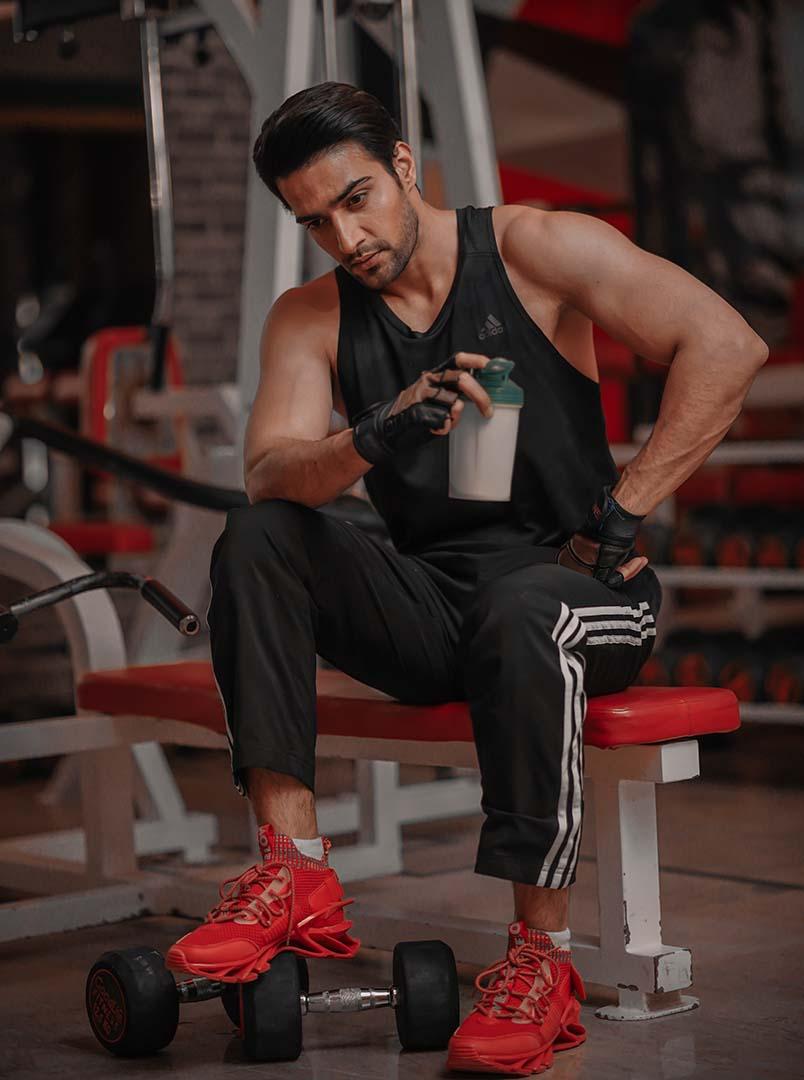 5-Break a sweat with Danial Afzal Khan