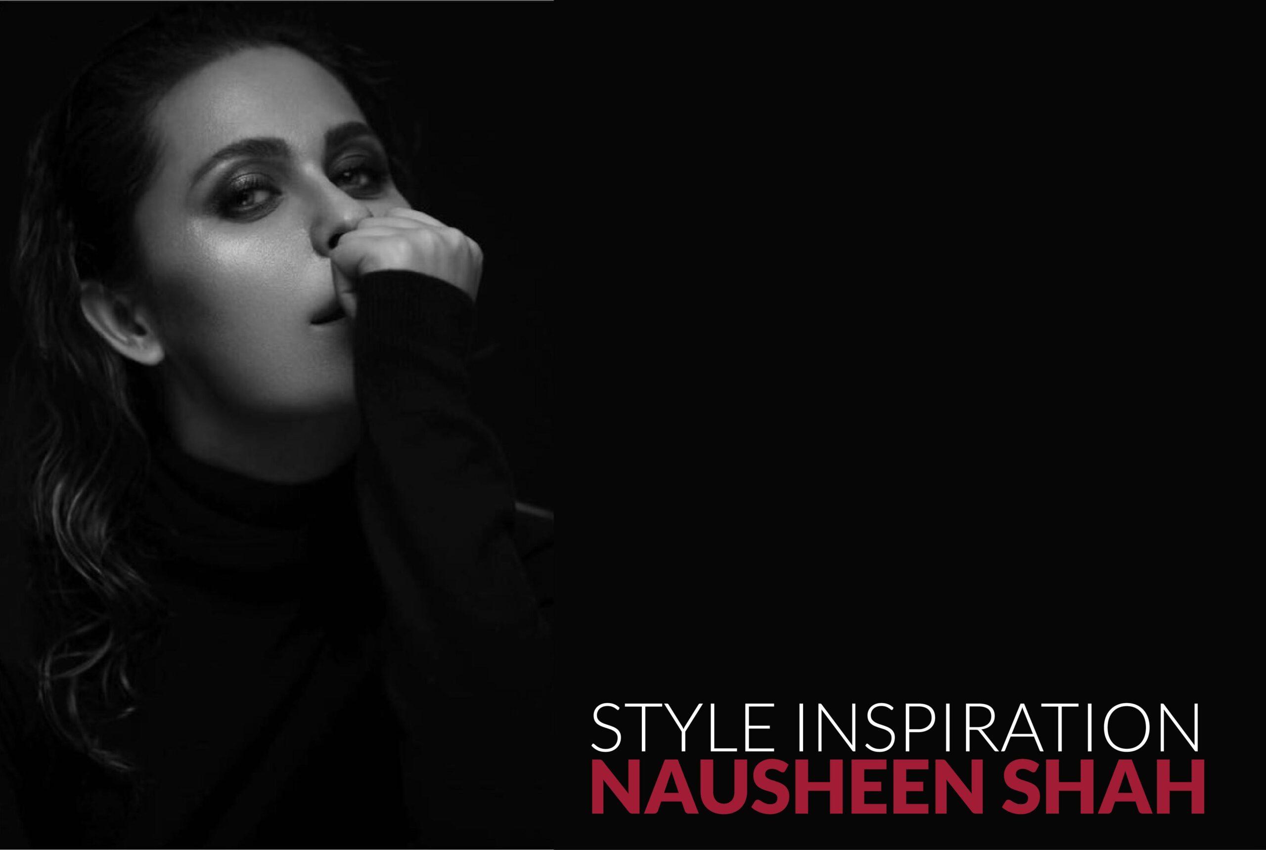 trendy fashion Setter Nausheen Shah
