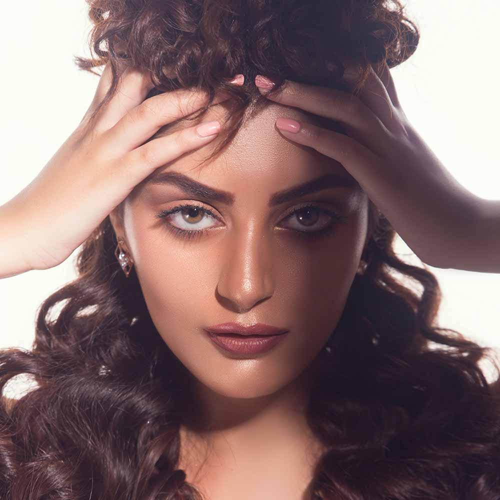 Rising talent Sehar Gohar