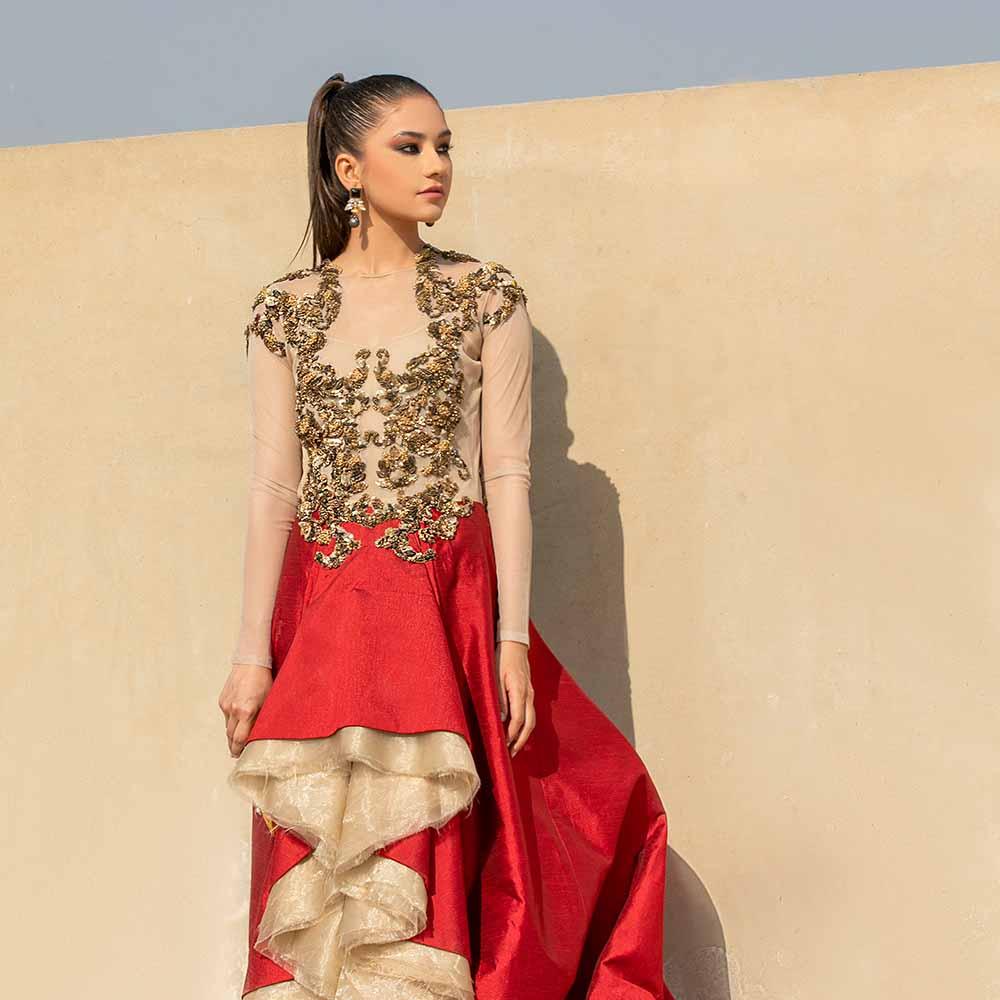 Rising talent Areeba Tariq