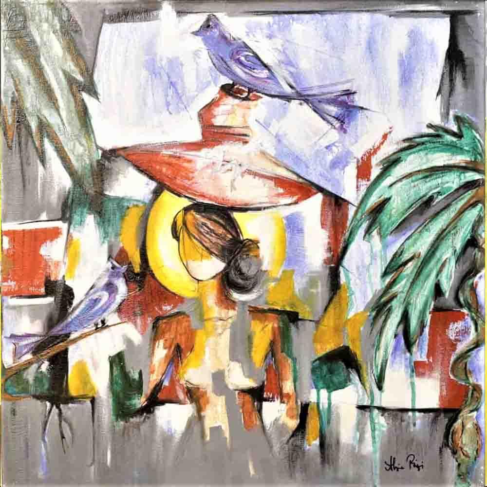Artwork ALiya Faizi