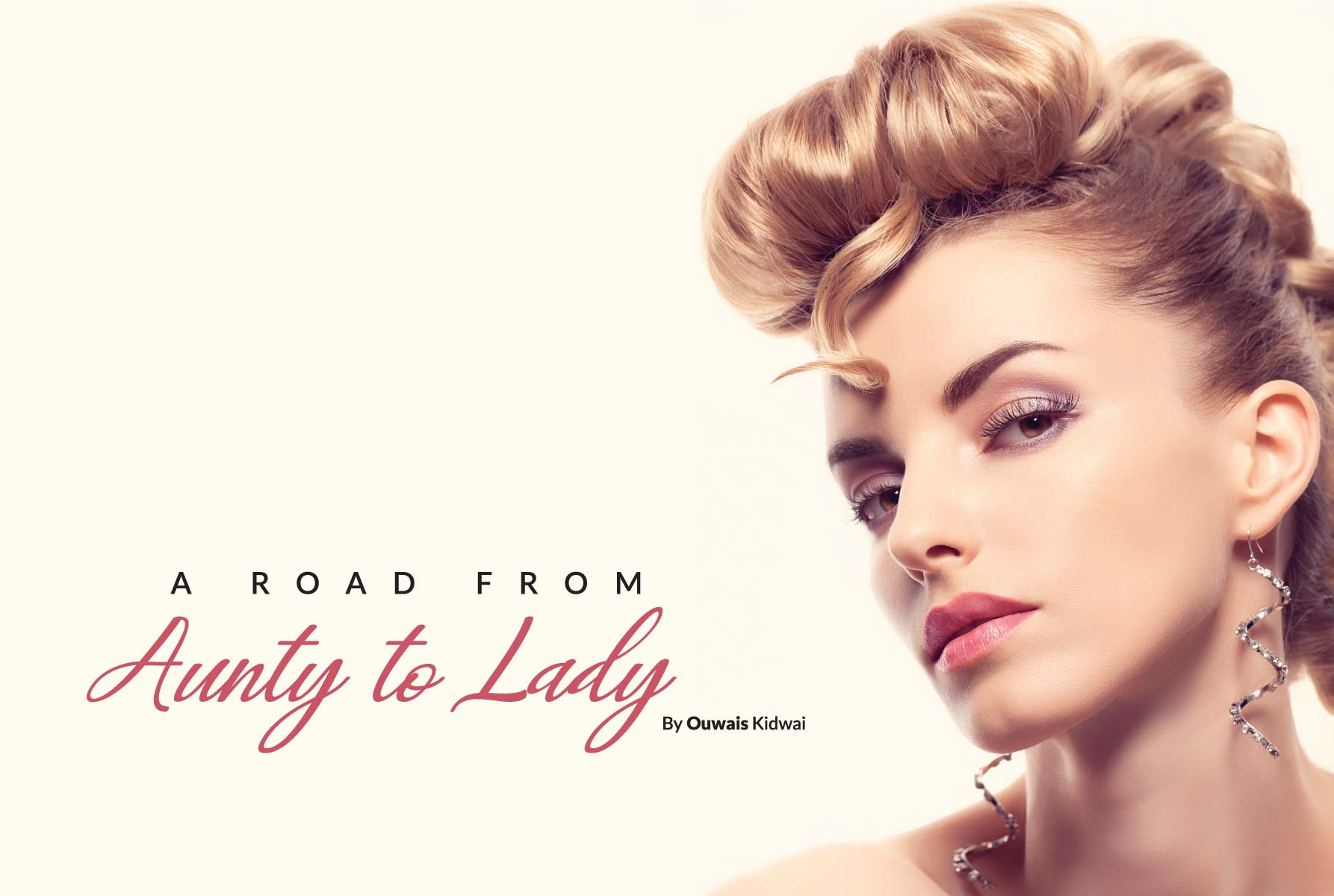 A Road from Aunty to Lady