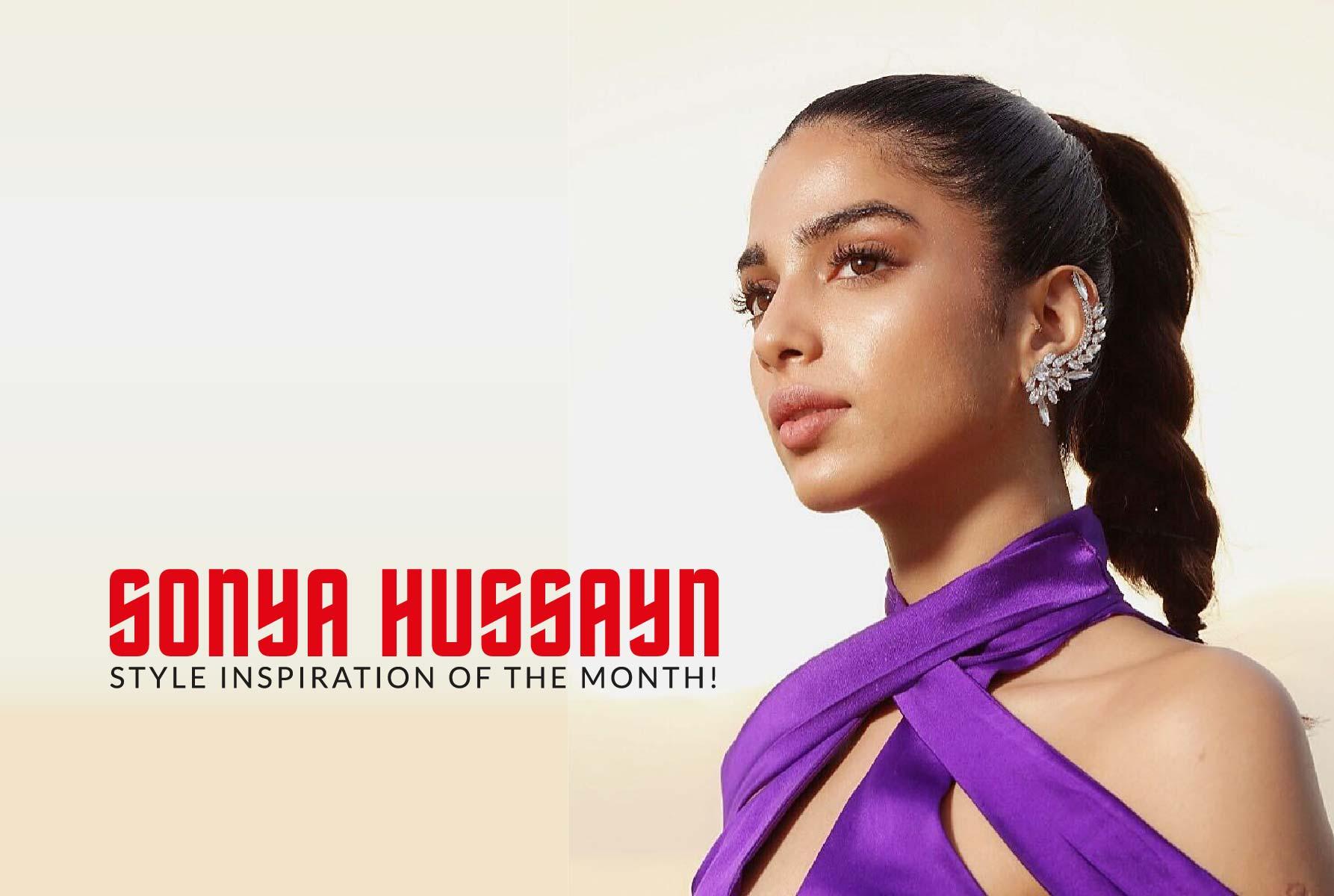Sonya Hussyn - Style Inspiration