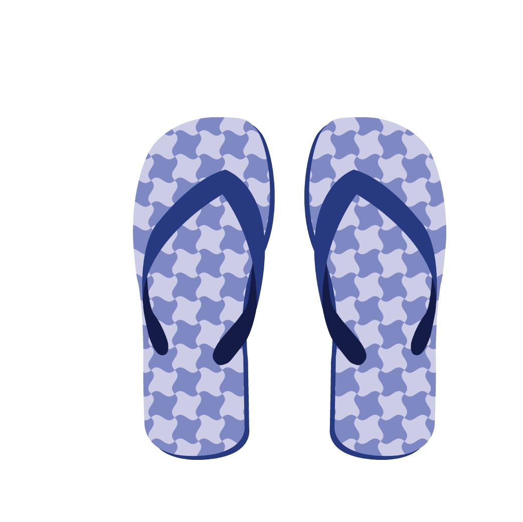 Flip flops for summer essentials