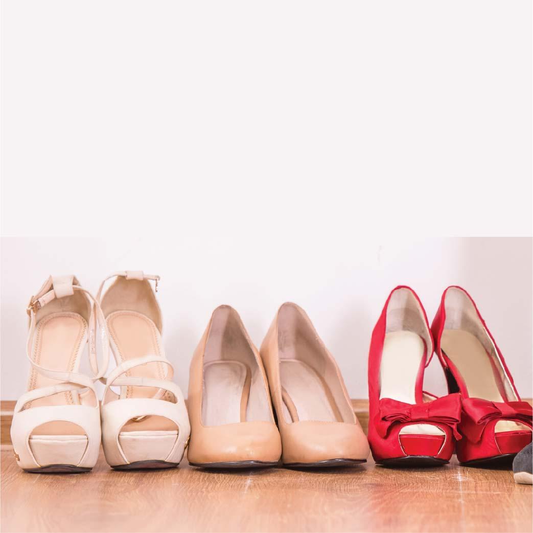Hells And Ballets Flats