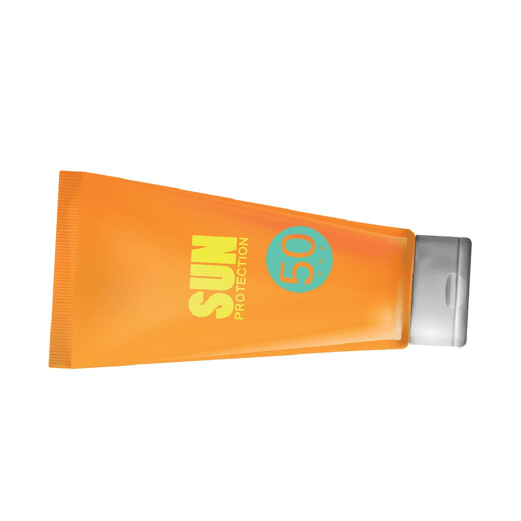Sunscreen for summer essentials