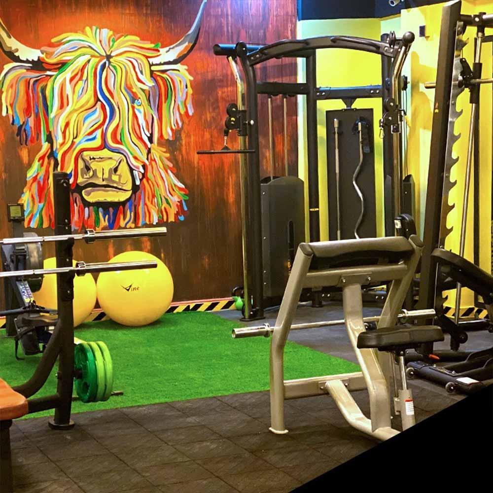 "Top Gym of Karachi ""Prime Fitness"""
