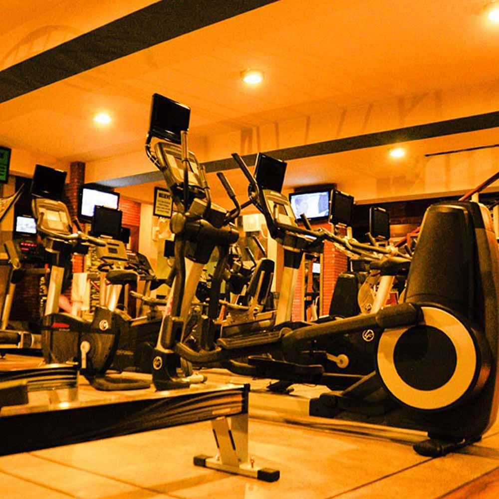 "Top Gym of Karachi ""Structure"""