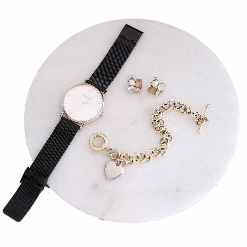 Minimal accessories