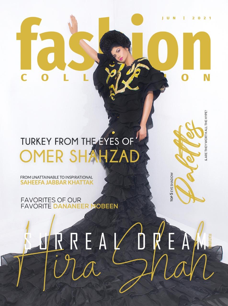 Magazine Cover of June 2021