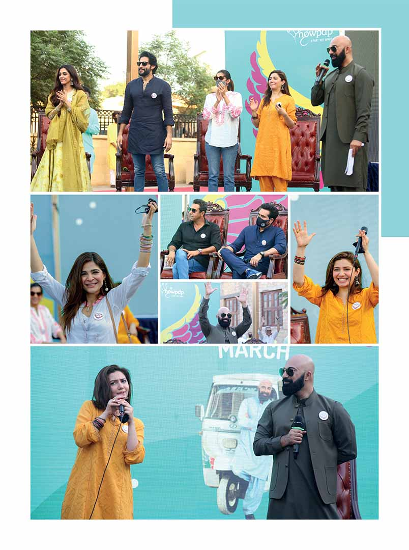The Tuk Tuk March of HSY
