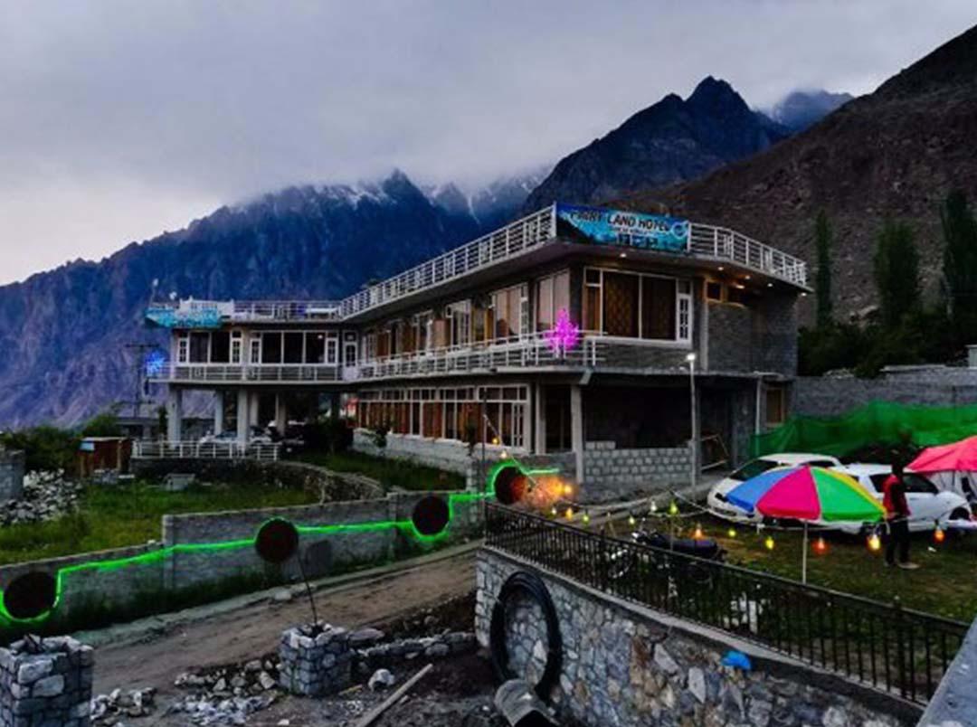 Fairy Land Hotel Hunza
