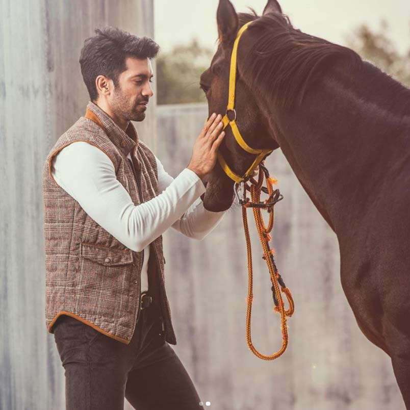 The trendsetter of Pakistan Fashion Industry Shahzad Noor