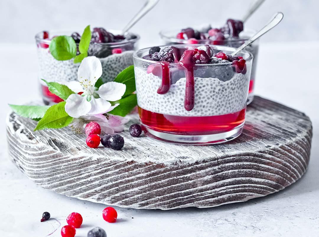Health Benefits of Chia Seeds