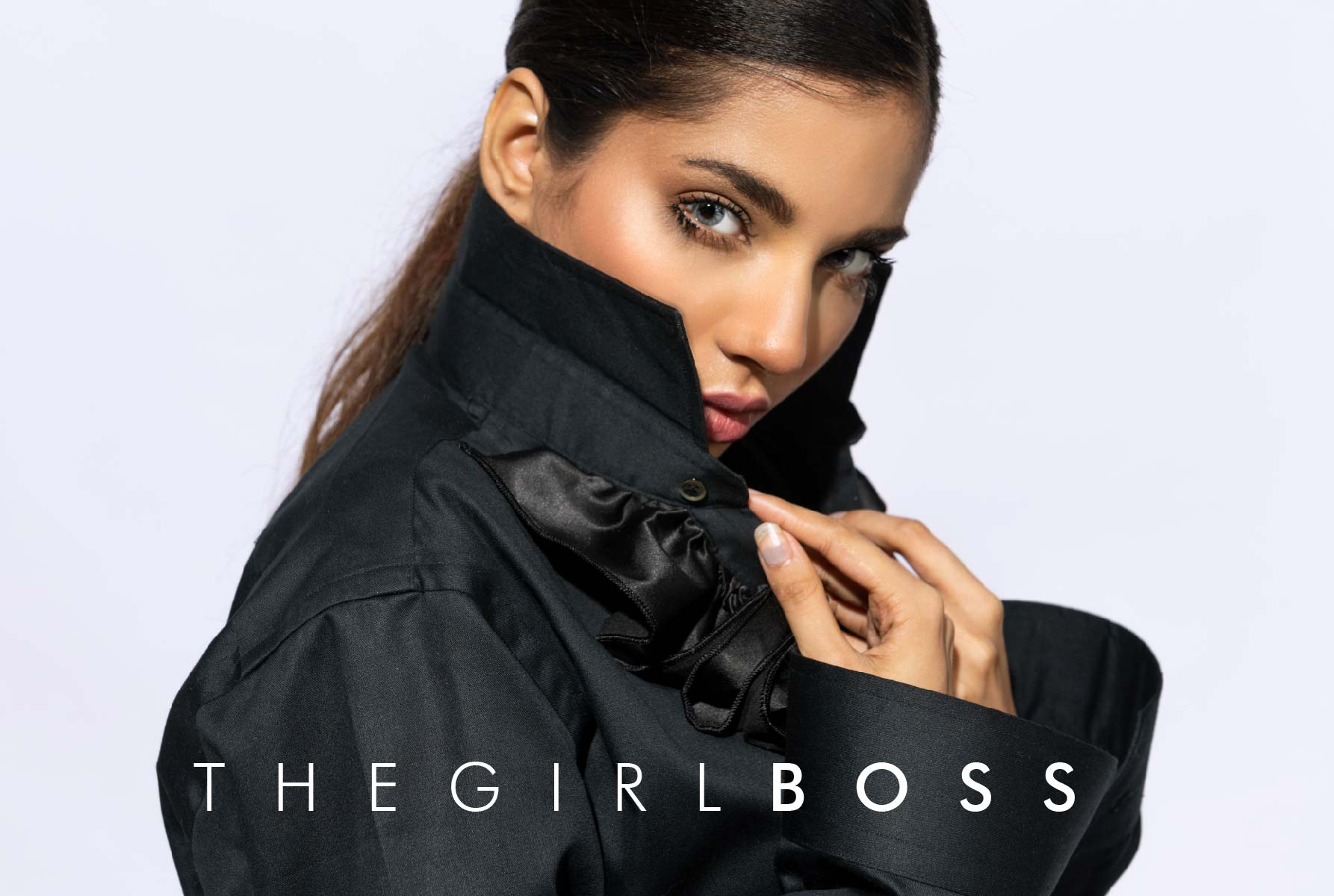 The Girl Boss - Sawaira Sheikh