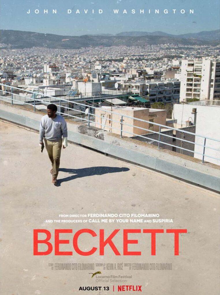 """Netflix movie """"Beckett"""""""