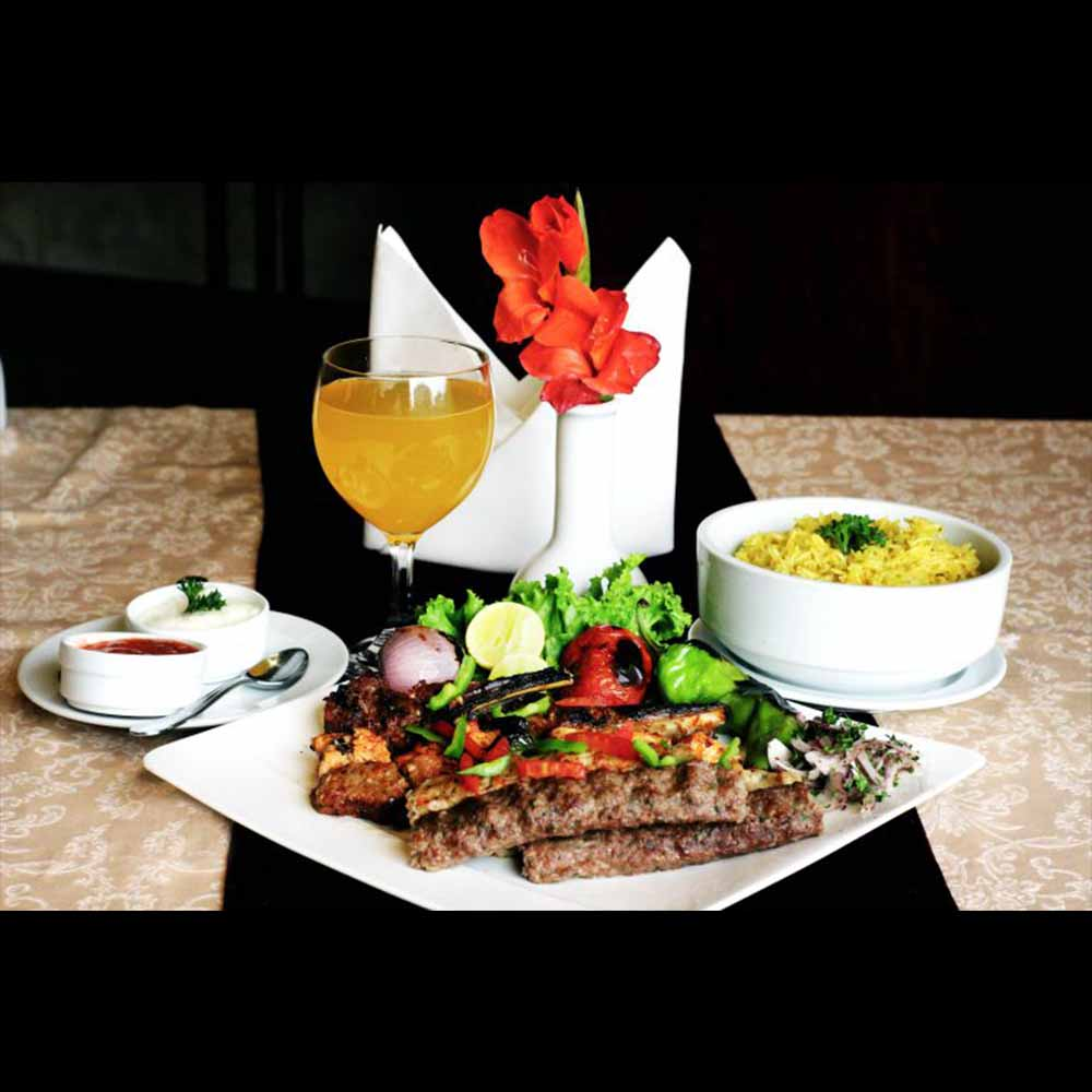 Kabab JI foods