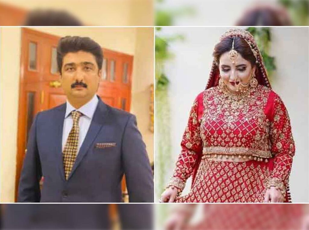 PPP MPS filed a complaint against false marriage news with Hareem Shah