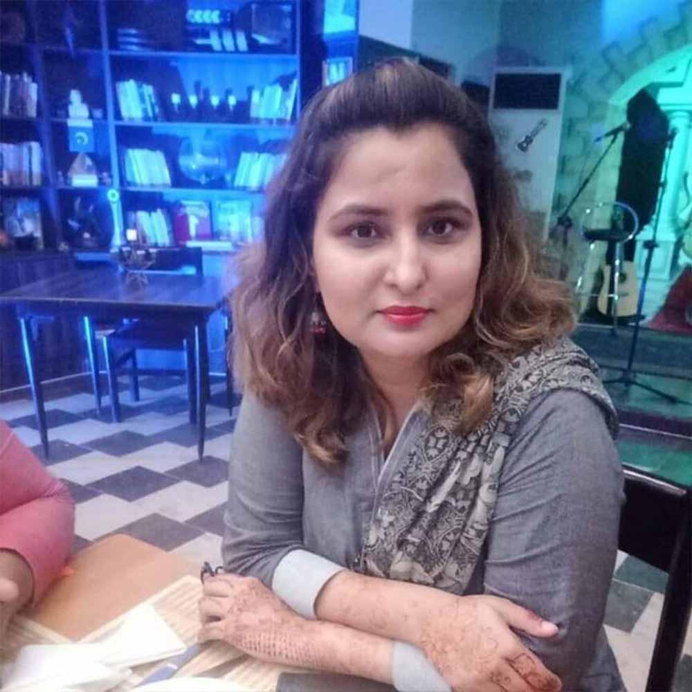 Salwa Zainab-Manager, Resource Development The Kidney Centre