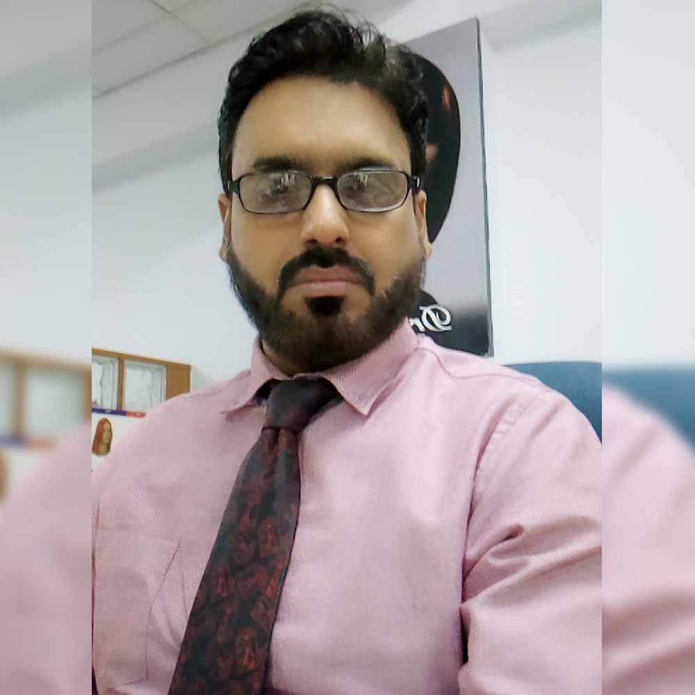 Syed Farhan Akhtar-Brand Manager Roomi Enterprises (Pvt ) Limited