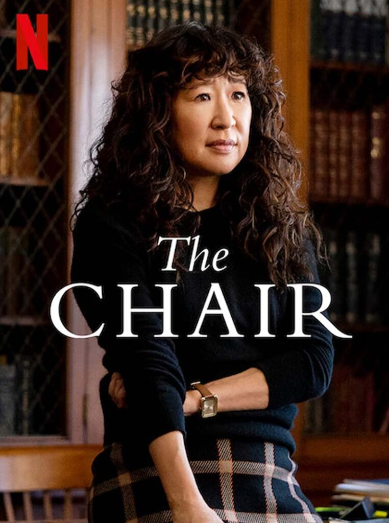 "Netflix movie ""The Chair"""
