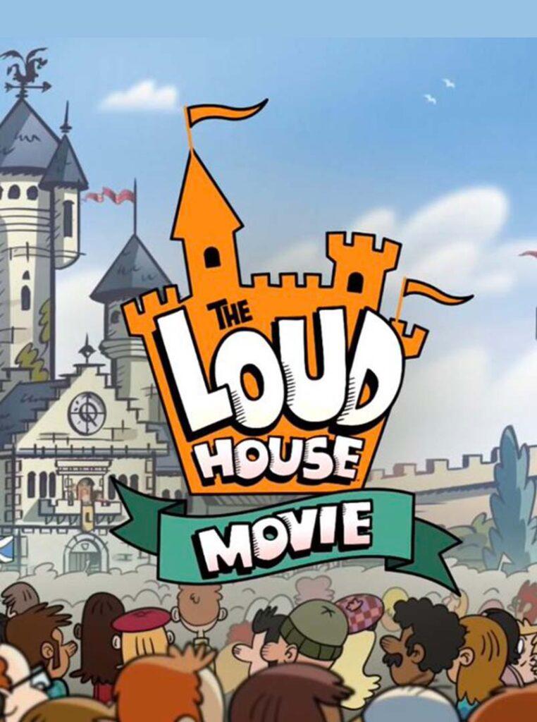 "Netflix movie ""The loud house movie"""