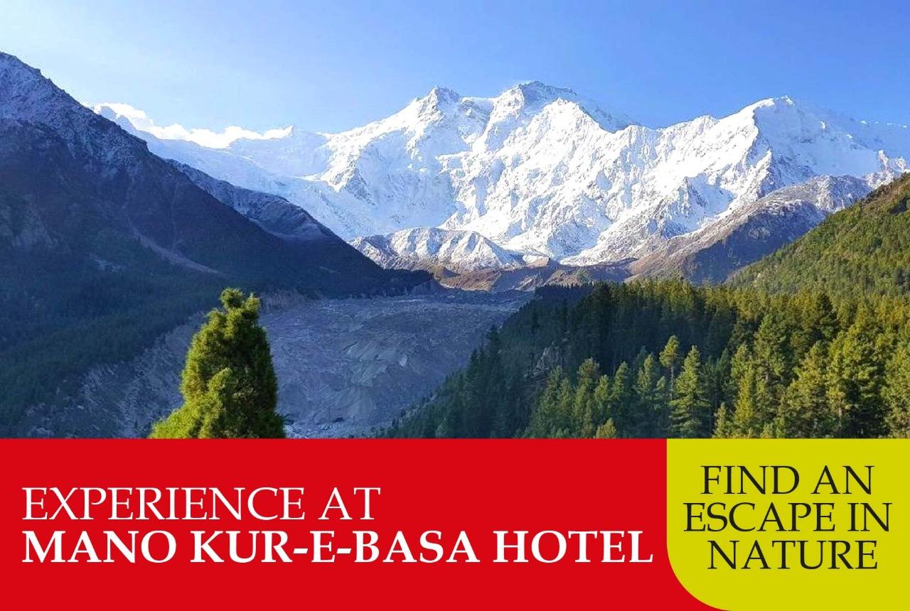 Experience at Mano Kur-e-Basa Hotel