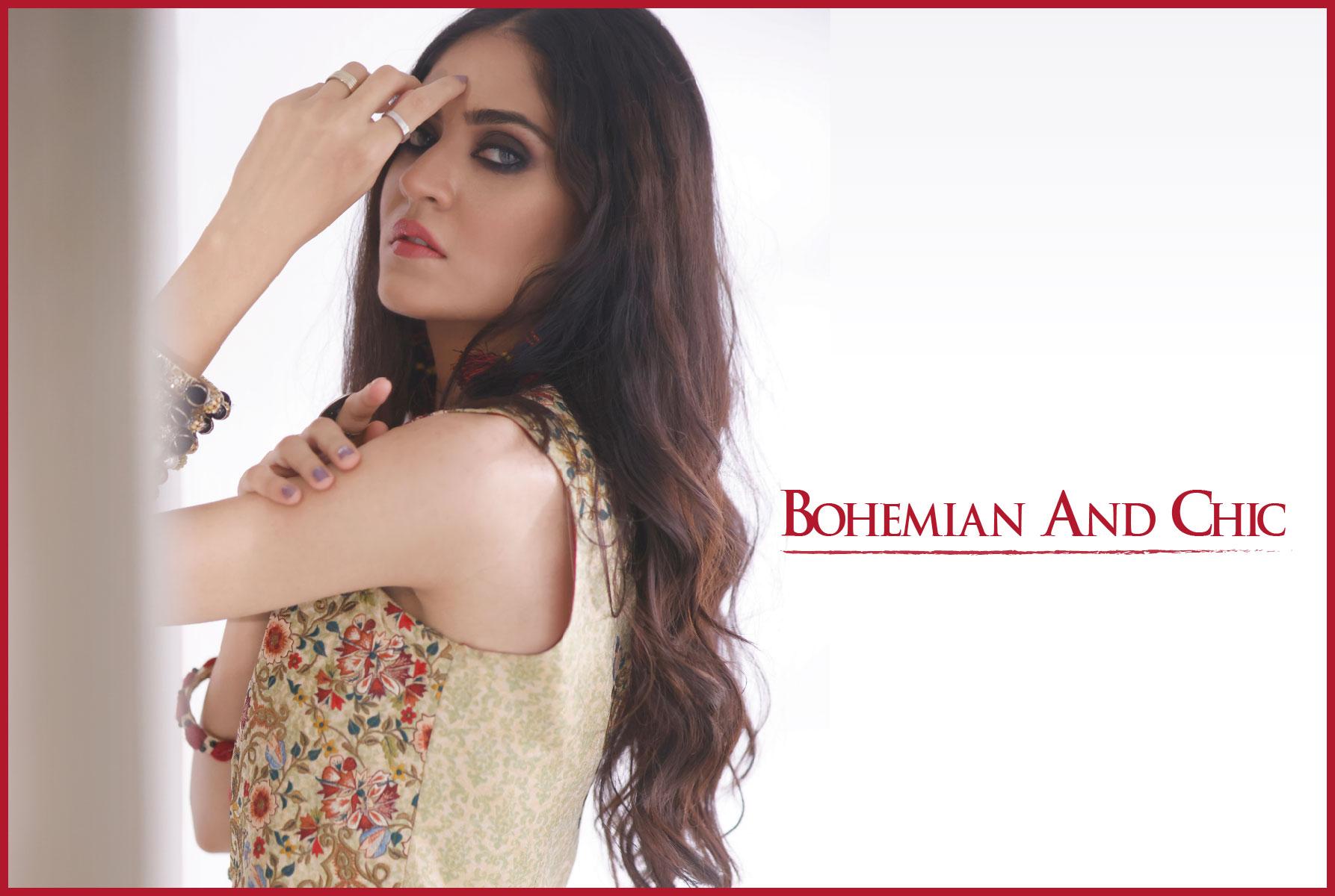 Bohemian Chic by Huma Adnan