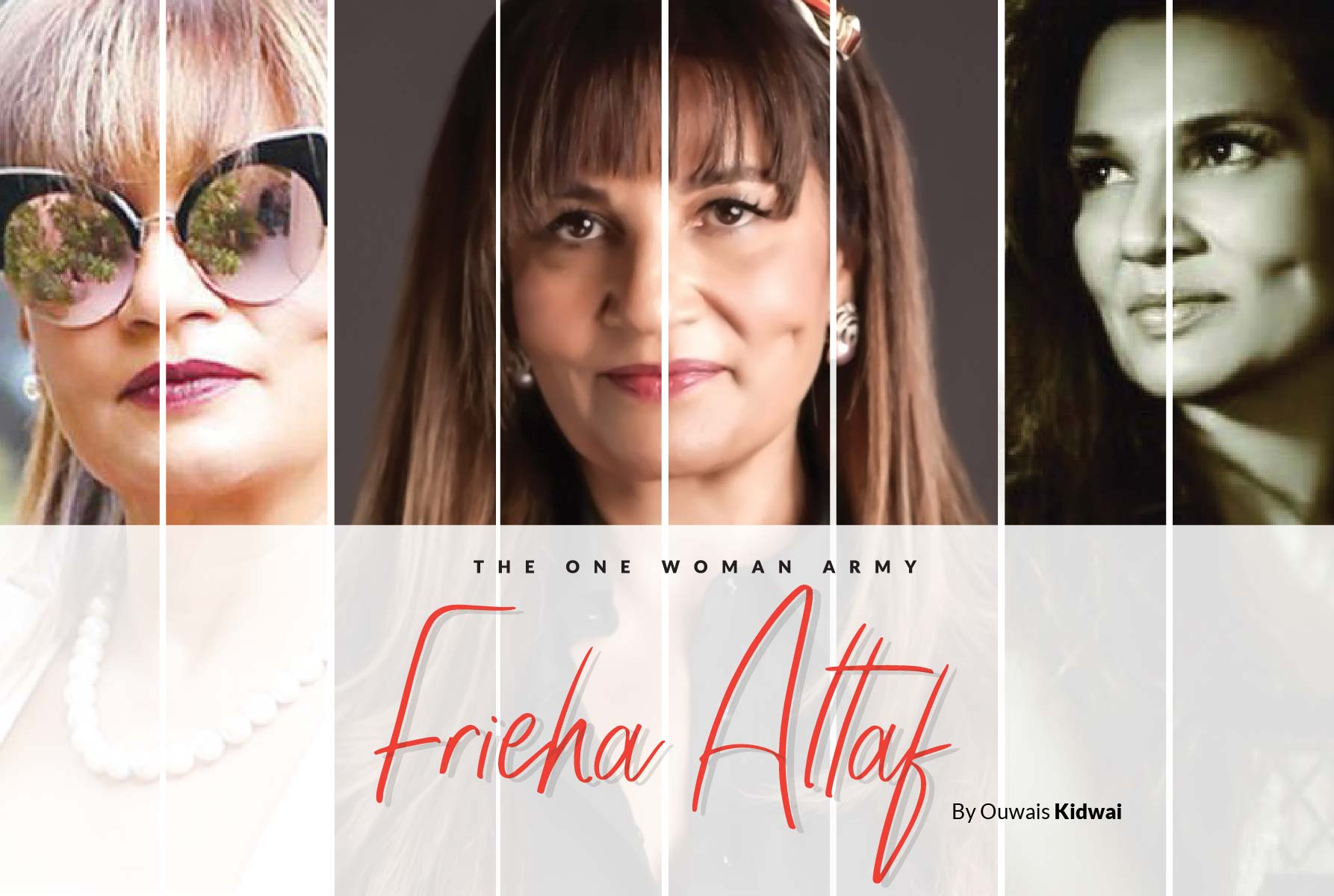 Pakistan's top fashion mogul Frieha_Altaf