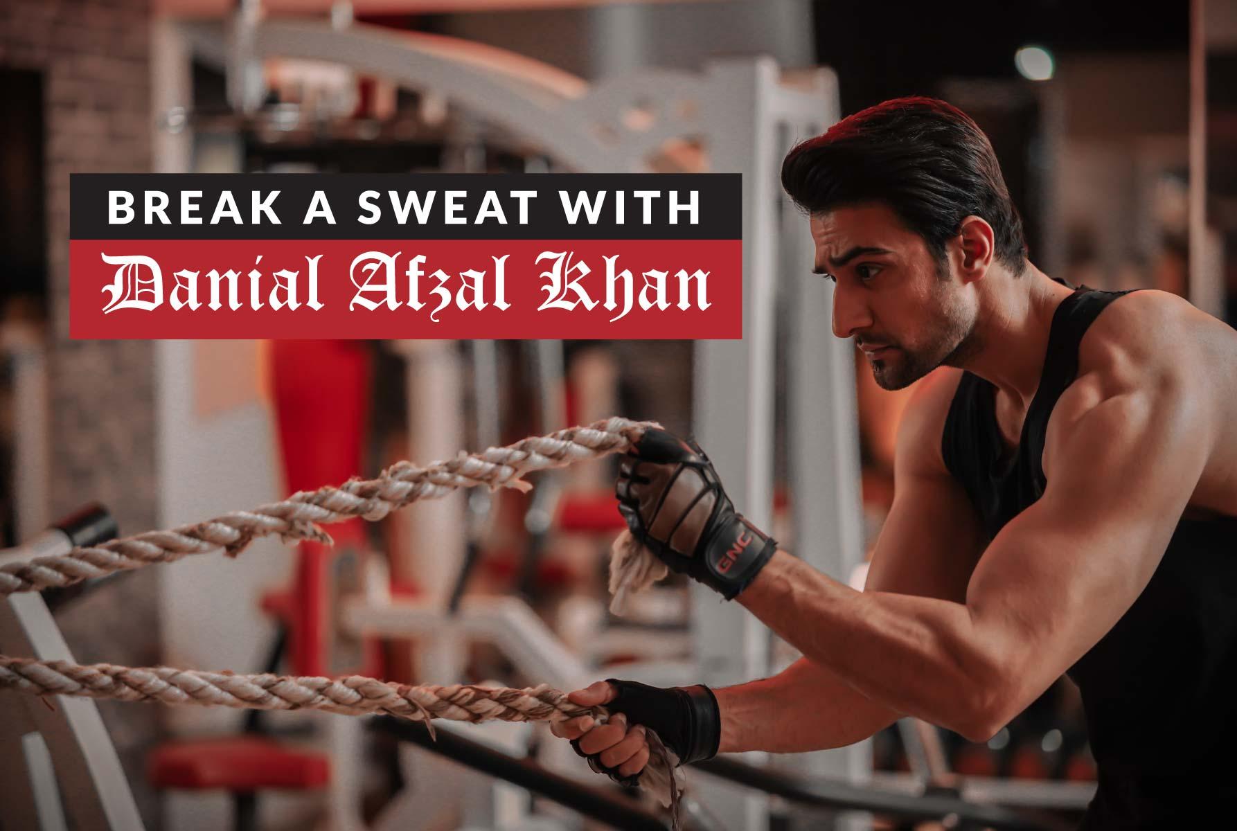 Interview of Danial Afzal Khan