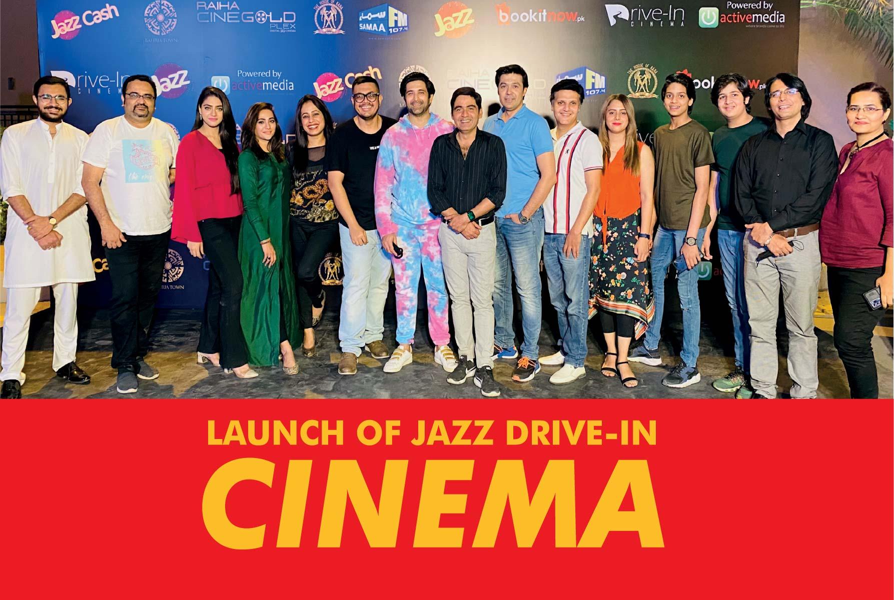 Jazz Drive In Cinema