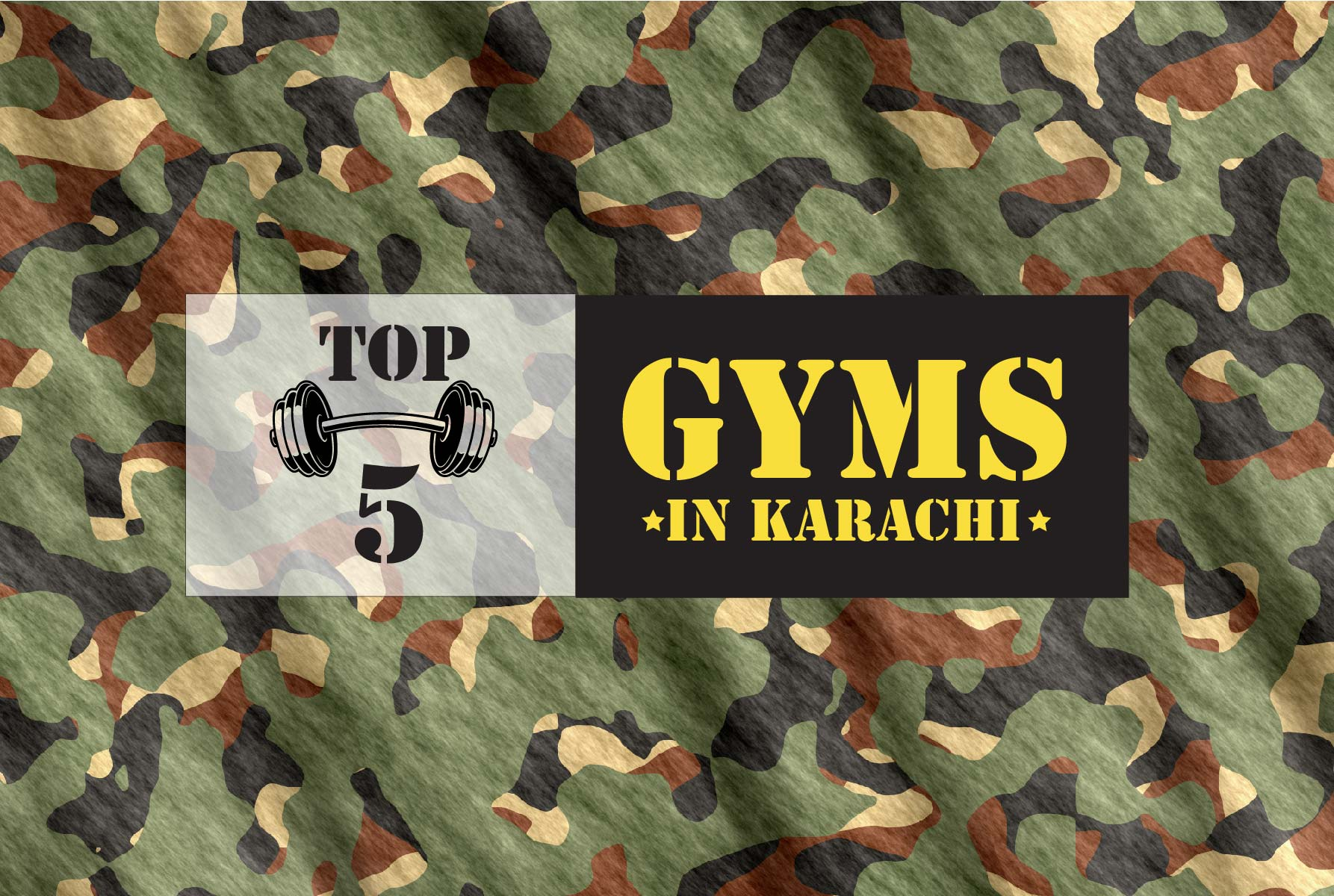 Top 5 Gyms in Karachi