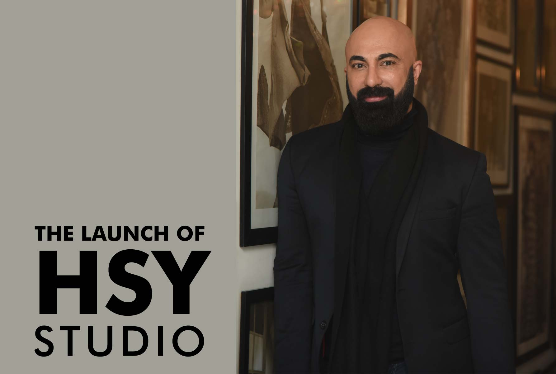 The HSY Pakistan's largest and most luxurious studio
