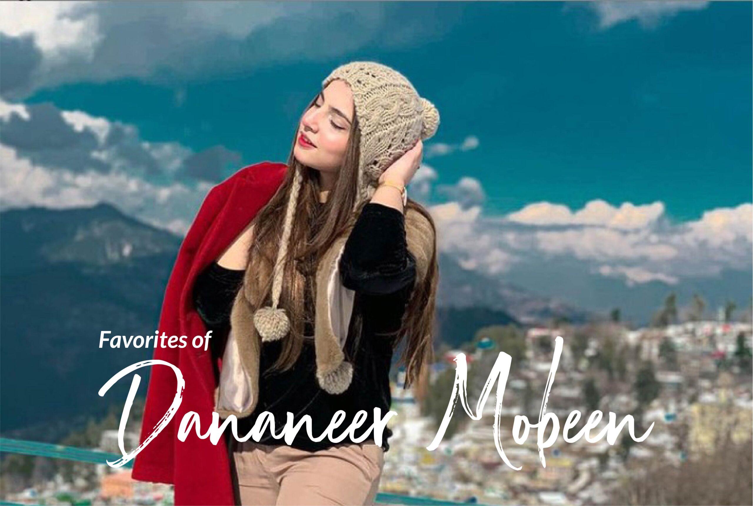 Interview of Dananeer Mobeen
